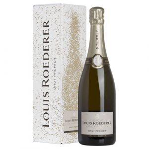 Champagne Louis Roederer Premium in Astuccio