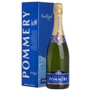 Champagne Pommery in Astuccio