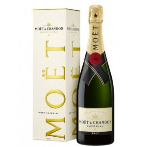 Champagne Moët & Chandon Impérial in Astuccio