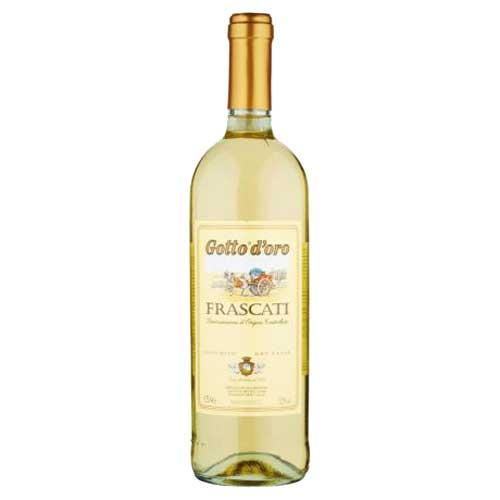 Frascati Doc Gotto d'Oro Vino Secco