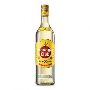 Rum Havana Añejo 3 Años
