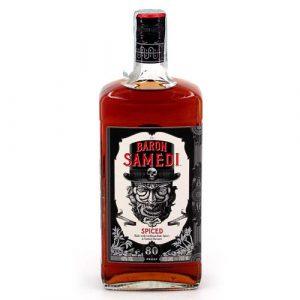 Rum Baron Samedi Spiced