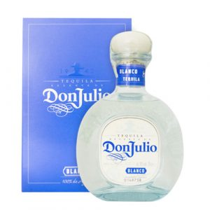 Tequila Don Julio Blanco in Astuccio